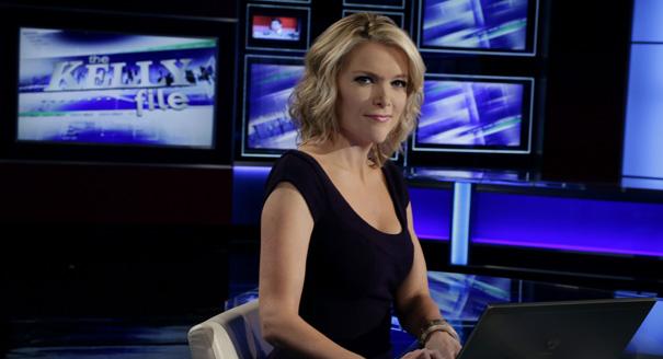 TV Fox Kelly at Night