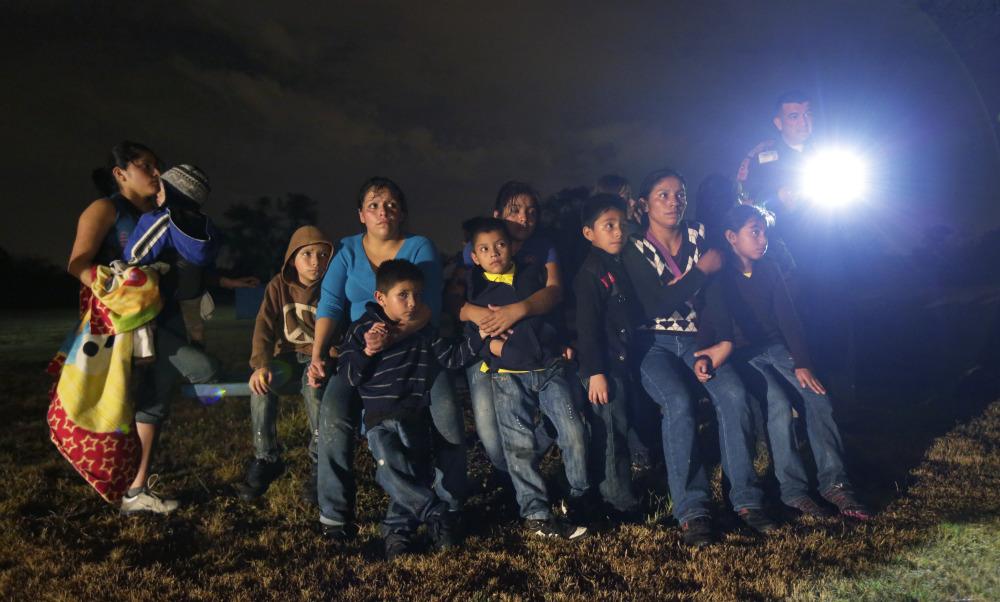 AP Immigration Overload Hot Spot