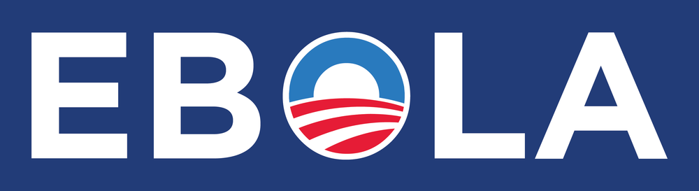 Click here to purchase the original EbOla bumper sticker by RFN!