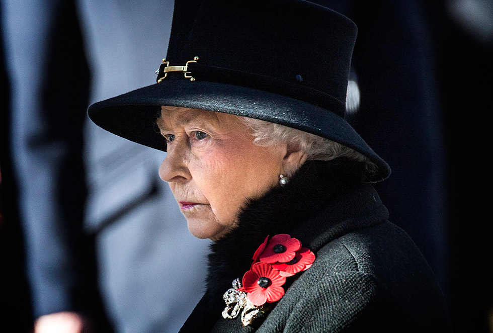 A plot to kill the Queen today at the Royal Albert Hall has been foiled by police.