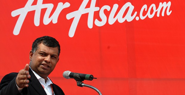 Move prompts speculation Tony Fernandes had prior knowledge