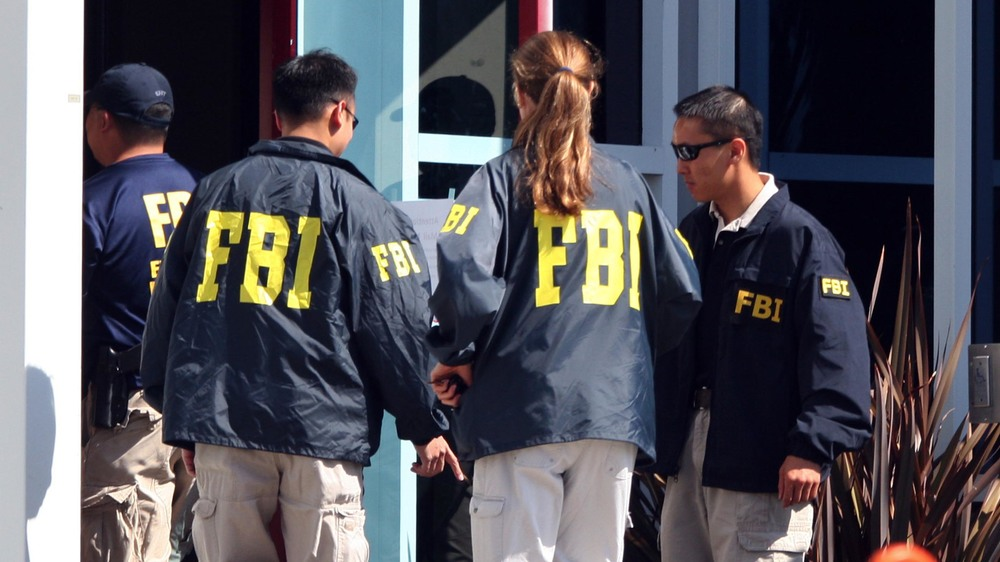 Former assistant director admits federal agency contrives terror threat for increased funding