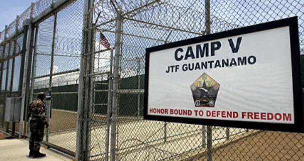 'High-value' Guantanamo Bay prisoners enjoy special privilege