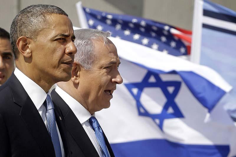 APTOPIX US Obama Mideast Israel