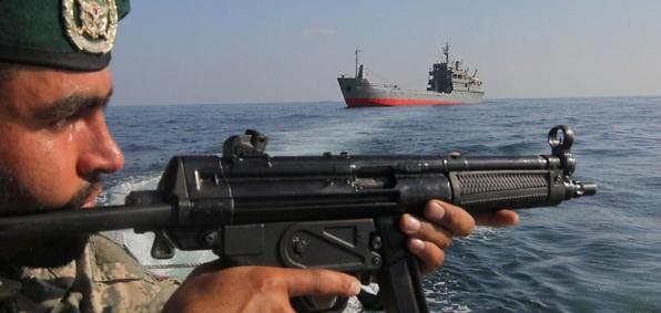 Tehran confronted U.S. vessel 5 days before Tuesday incident