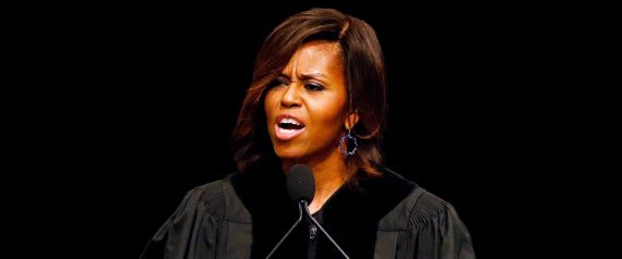 Michelle Obama Commencement