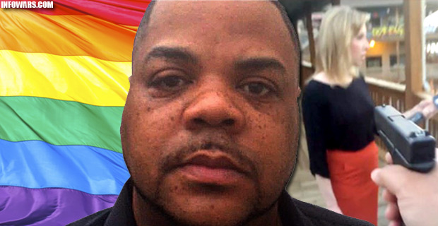 Rainbow flag found in shooter's apartment
