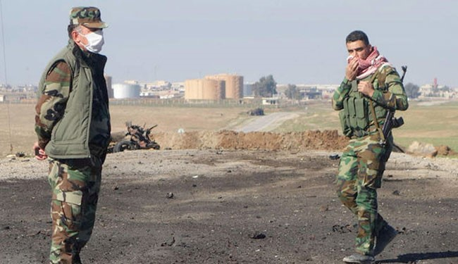 ISIS Used Chemical Weapons against Syria, Iraq Kurds