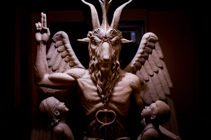Displaced Demon Deity