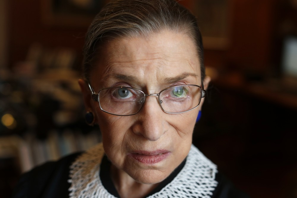 Voting Rights Ginsburg