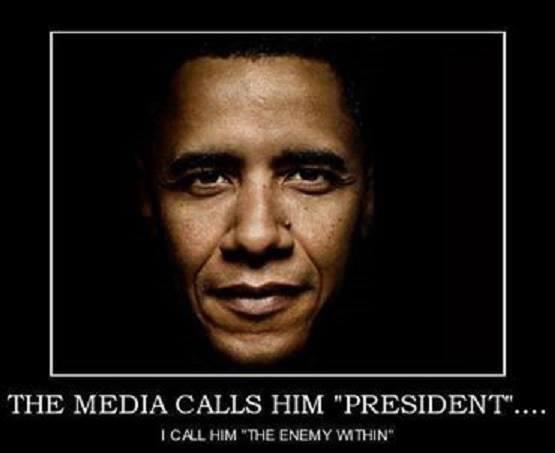 Obama - Enemy Within