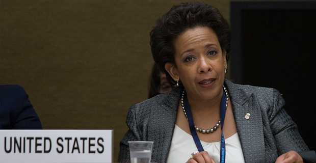 Attorney General Loretta Lynch bypassed the American people to bring a vile congregation before the Islamic High Council, AKA the United Nations – entitled the Strong Cities Network.