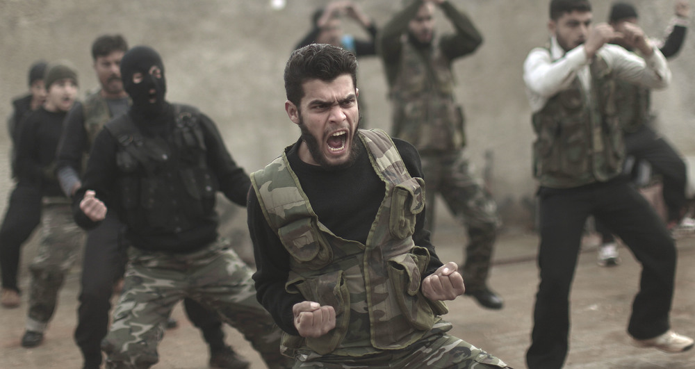 APTOPIX Mideast Syria Rebels