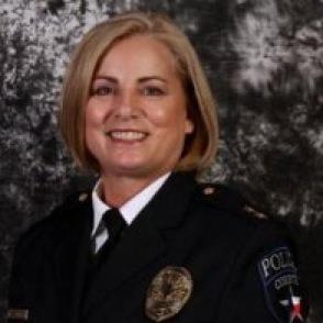 Corinth Police Chief Debra Walthall (Image via LinkedIn)