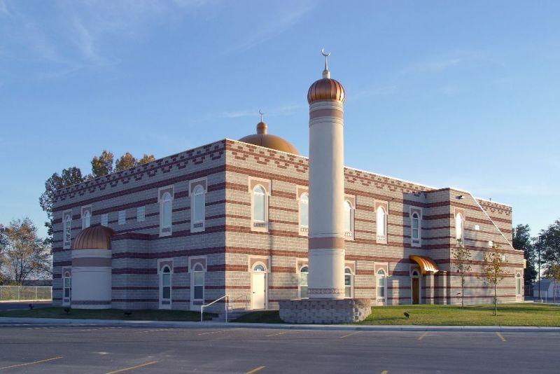 Image of Khadeeja Islamic Mosque, West Valley City, Utah