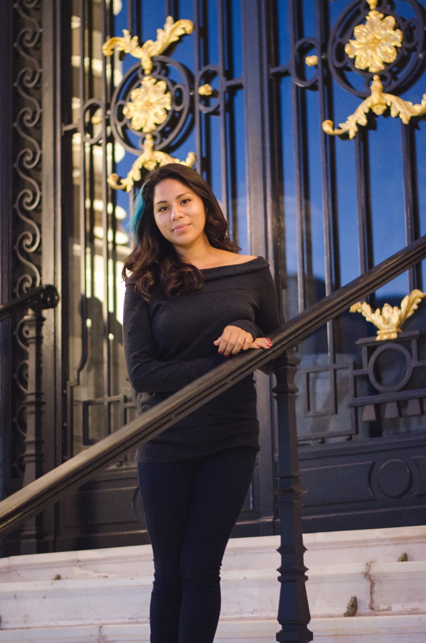 One of the last pictures taken of Nohemi Gonzalez before her untimely death in Paris on November 13, 2015 by ISIS terrorists.
