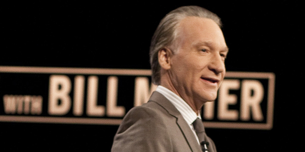 TV HBO Real Time with Bill Maher