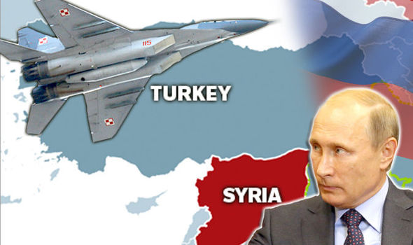 Turkey is defending its ally - the Islamic State