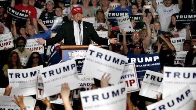 GOP 2016 Trump RNC