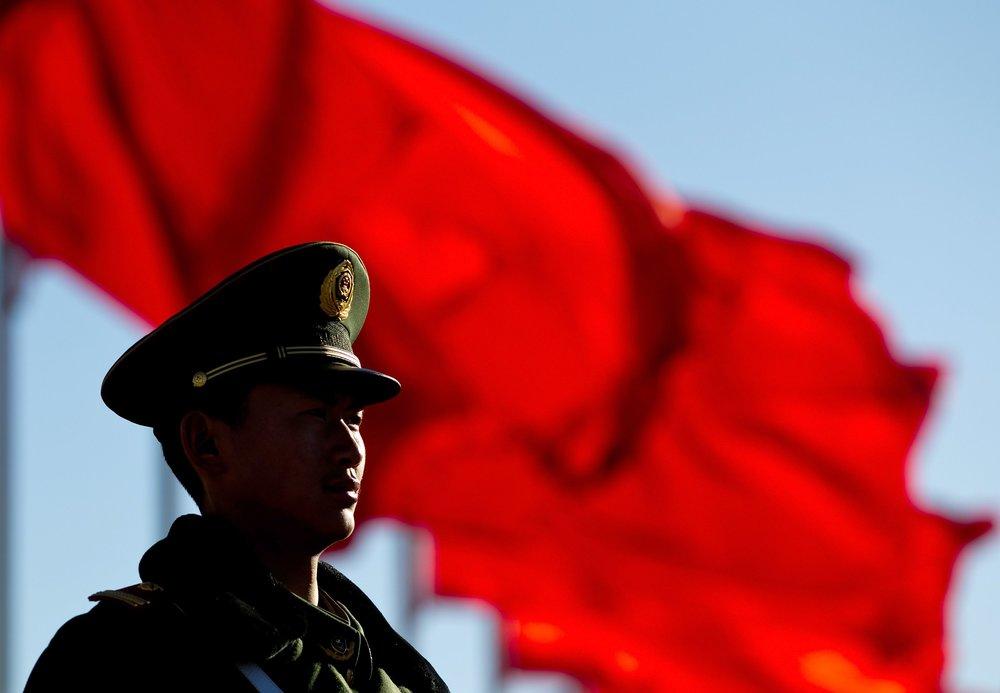 China Defense Spending