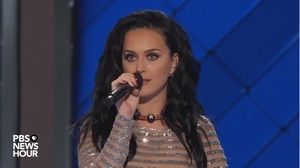 """Katy Perry: """"I Didn't Finish High School,"""" So Of Course I'm Voting For Hillary Clinton"""