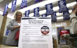Gallup: More Minorities Support Voter I.D. Laws Than Whites