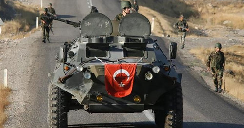 World War 3 Coming Soon? Tanks Roll Across The Border As Turkish Invasion Of Syria Begins