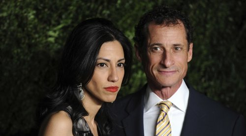 BREAKING: Clinton aid Huma Abedin announces she's separating from Anthony Weiner