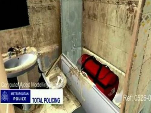 MI6 spy who found dead inside a holdall bag in his bathtub in London had hacked Clinton data