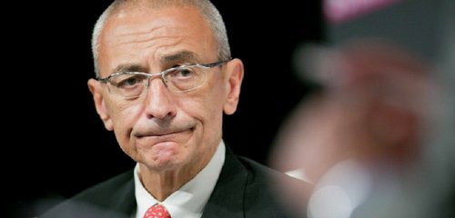 Clinton Campaign Chairman Had Multiple Dinners With Top DOJ Official During Clinton Email Investigation