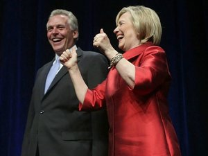 DISASTER: Hillary Herself Helped Raise Money Donated to Wife of FBI Dep. Dir