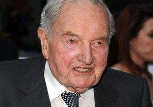 Father Of Globalism David Rockefeller Dead At 101
