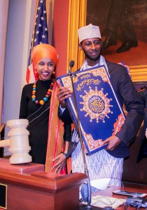 Somali Muslim Legislator Votes 'Yes' to Allow Life Insurance Payouts to Beneficiaries of Terrorists