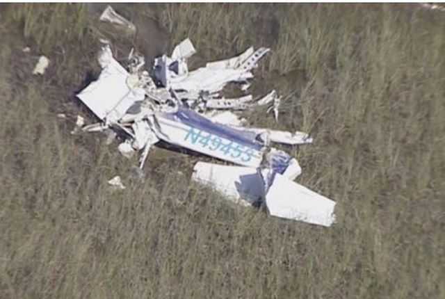 News chopper spots alligator eating body of plane crash victim #redflagnews #trending #unreal #alligator #planecrash
