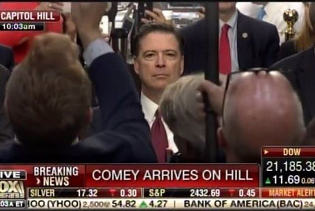 ALERT: Former FBI Directed James Comey May Now Be Facing Prison Time... #redflagnews #conspiracy #crime #fbi #jamescomey