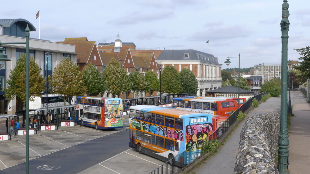 Canterbury Bus Station