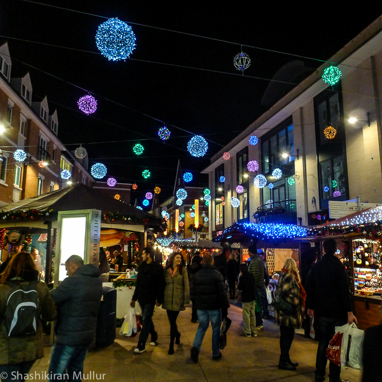 Christmas in Canterbury