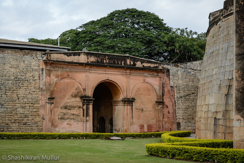 The Bangalore Fort