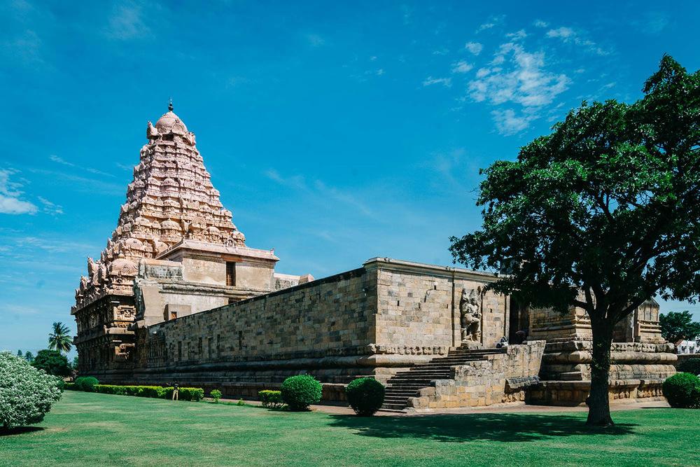 King Rajendra's Temple, Gangai Konda Cholapuram