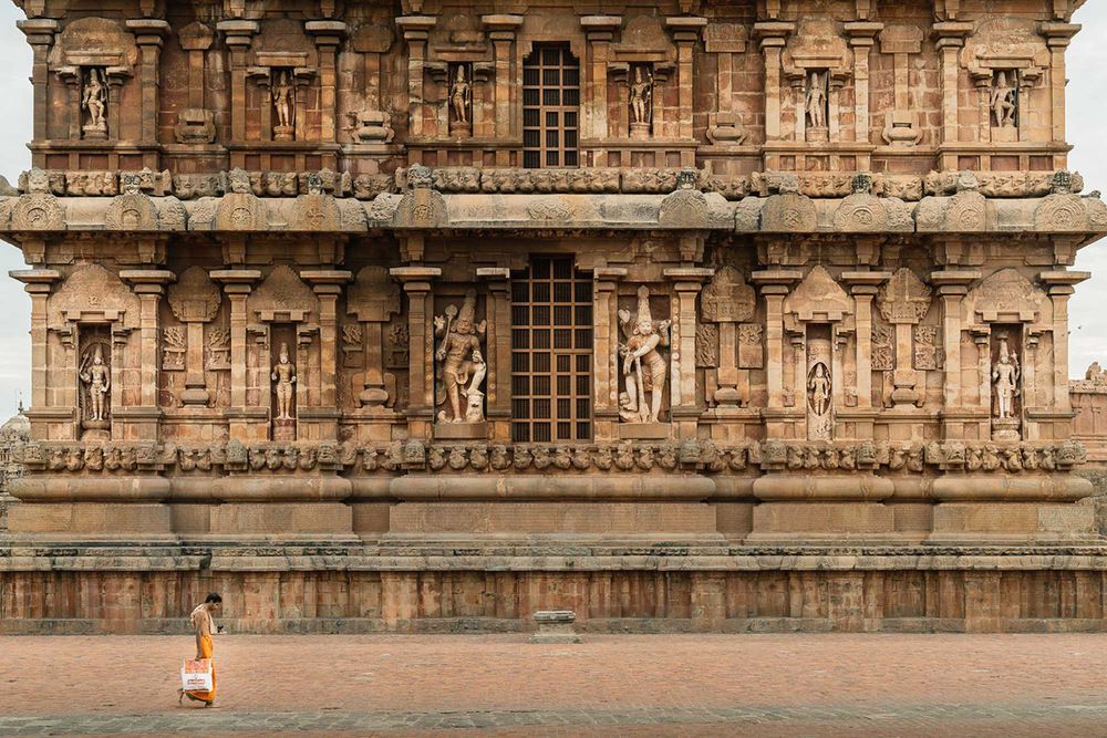Brihadeeshwara Temple, Tanjore