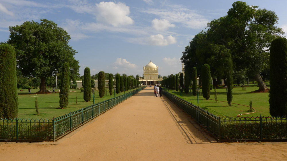 Mausoleums of Hyder Ali and Tipu Sultan