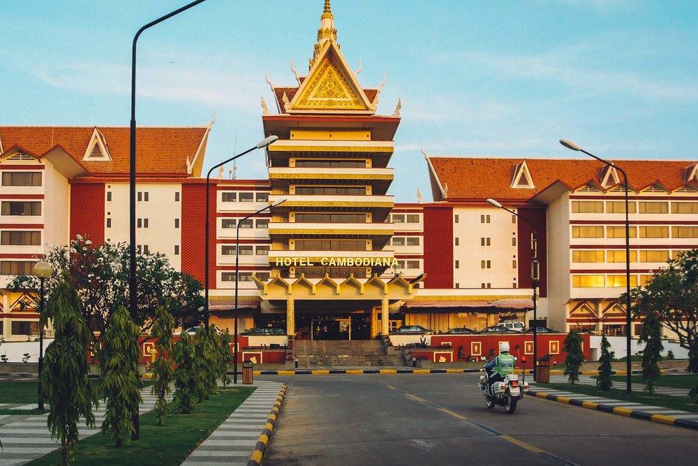 Hotel Cambodia