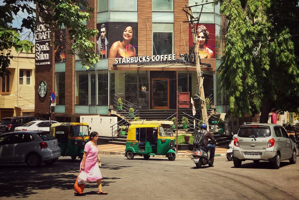 Starbucks, Sadashivanagar