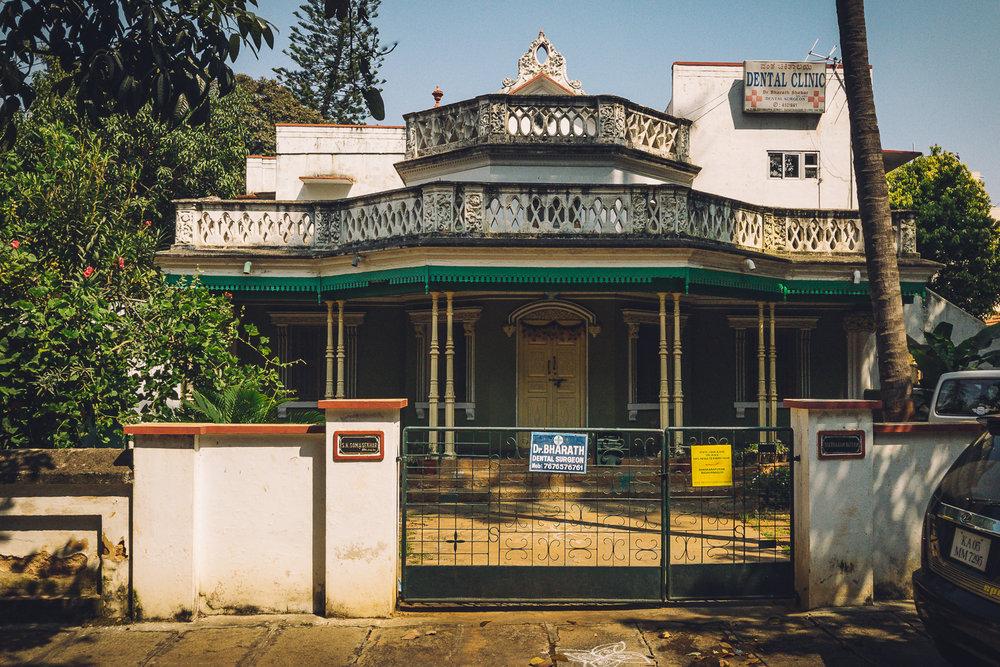 A heritage house in Basavanagudi