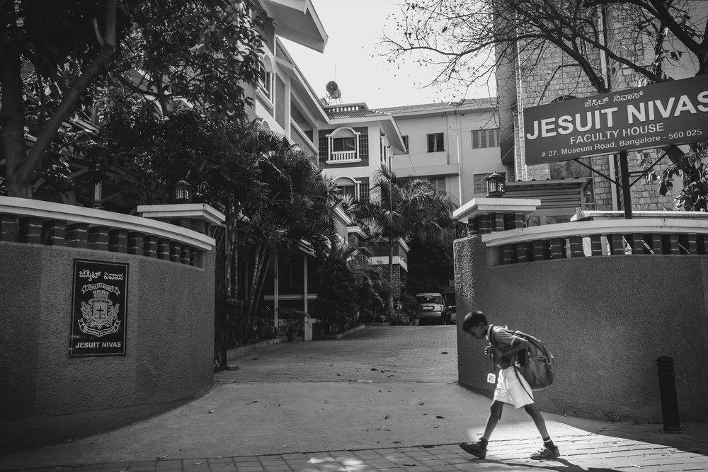 St. Joseph's School, Bangalore