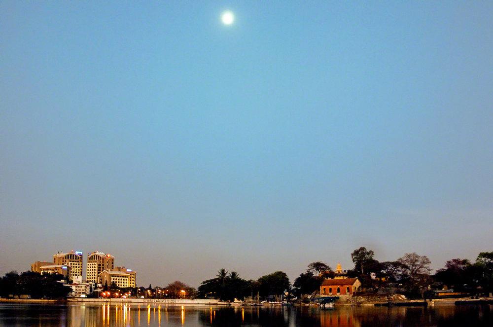 Ulsoor Lake, Bangalore