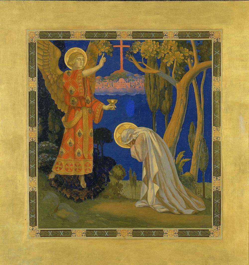 H. Siddons Mowbray Gethsemane.jpg