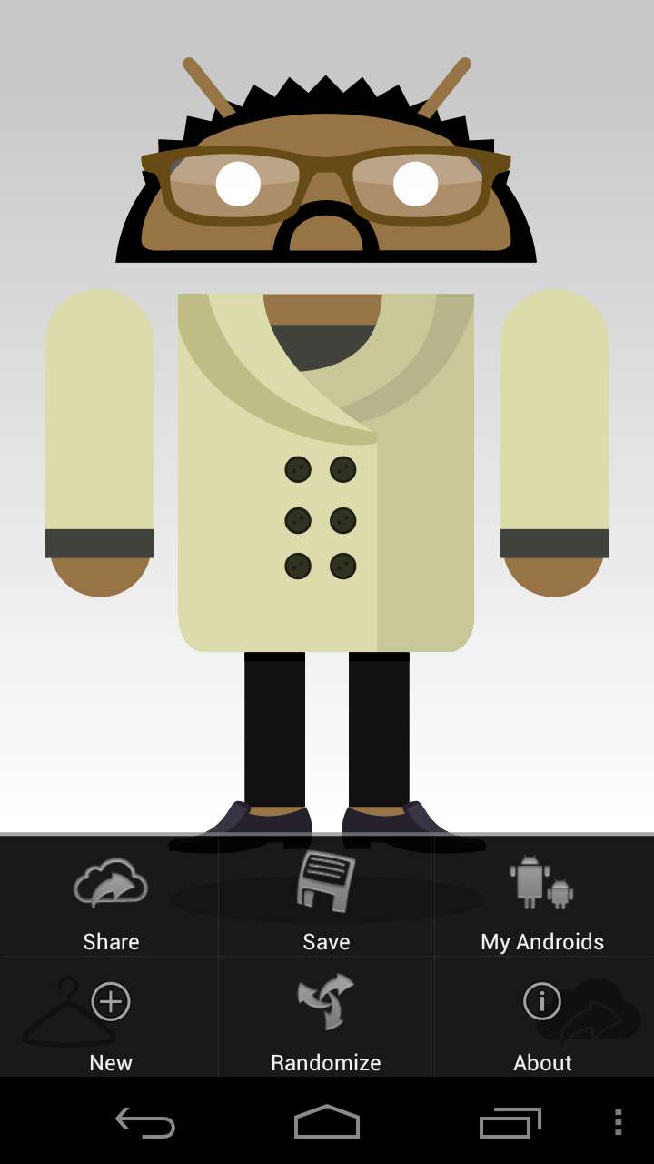 Androidify Options