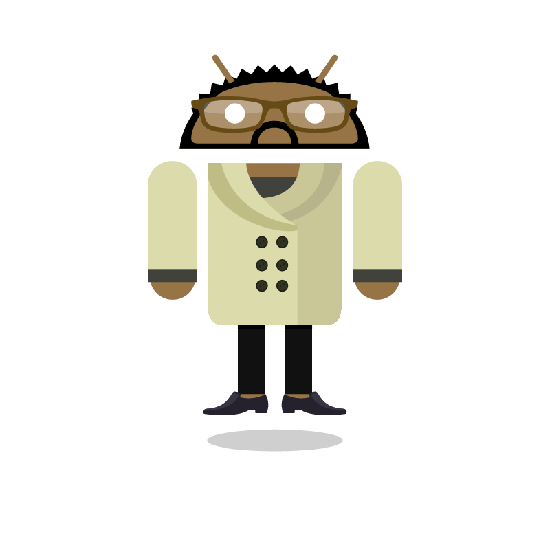 I'm an android!