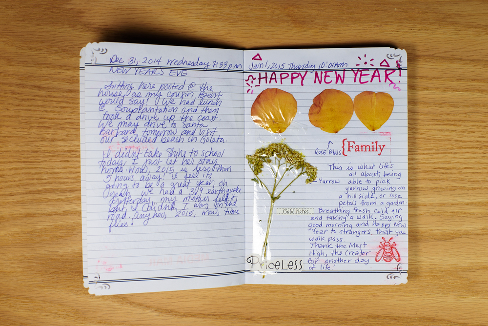 Empathy Journal Project